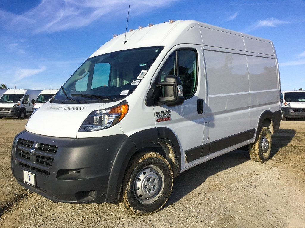 2018 ProMaster 1500 High Roof, Van Upfit #8R0370 - photo 1