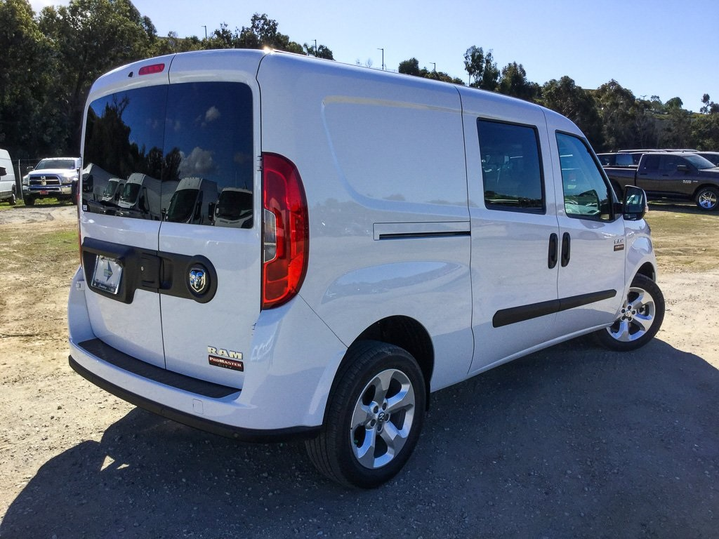 2018 ProMaster City, Cargo Van #8R0377 - photo 6