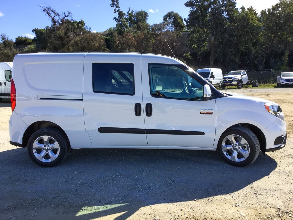 2018 ProMaster City, Cargo Van #8R0377 - photo 5