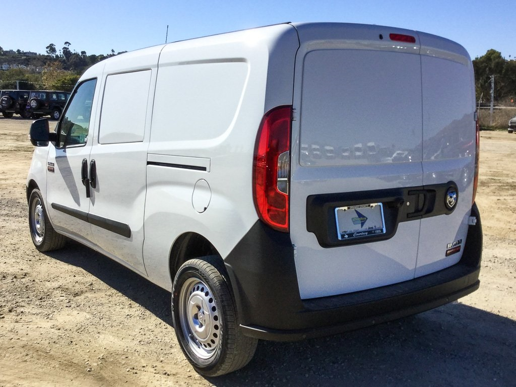 2018 ProMaster City, Cargo Van #8R0400 - photo 9