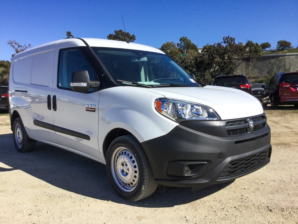2018 ProMaster City, Cargo Van #8R0400 - photo 4