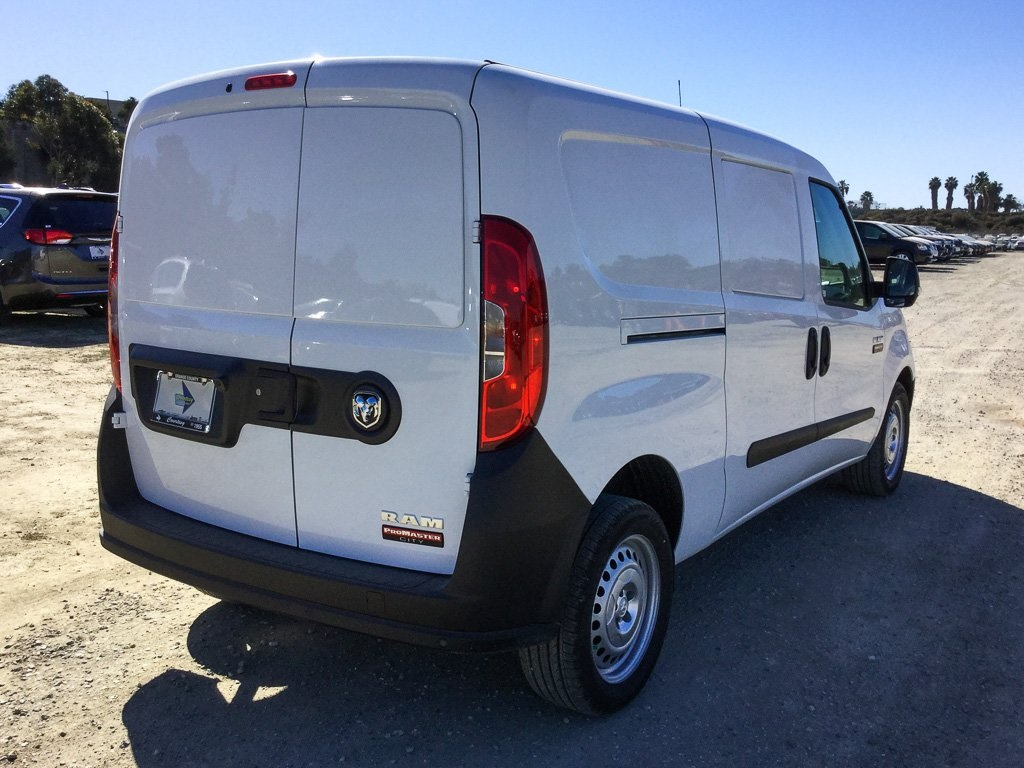 2018 ProMaster City, Cargo Van #8R0402 - photo 6
