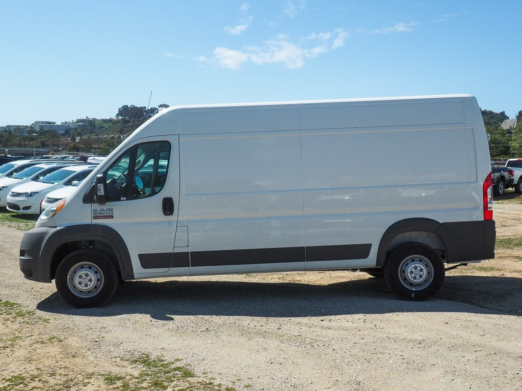 2018 ProMaster 2500 High Roof, Cargo Van #8R0438 - photo 5
