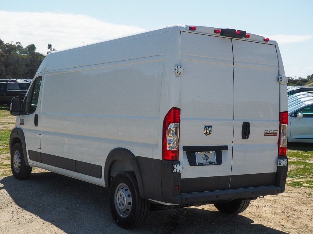 2018 ProMaster 2500 High Roof, Cargo Van #8R0438 - photo 6