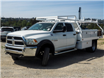 2018 Ram 5500 Crew Cab DRW 4x2,  Royal Contractor Bodies Contractor Body #8R0632 - photo 1
