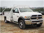 2018 Ram 5500 Regular Cab DRW 4x2,  Royal Contractor Bodies Contractor Body #8R0784 - photo 3