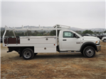 2018 Ram 5500 Regular Cab DRW 4x2,  Royal Contractor Bodies Contractor Body #8R0784 - photo 5