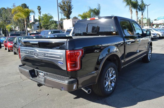 2017 F-150 SuperCrew Cab,  Pickup #171071 - photo 2