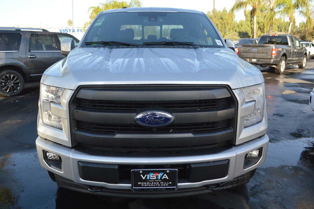 2017 F-150 SuperCrew Cab 4x4, Pickup #171867 - photo 3