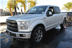 2017 F-150 SuperCrew Cab 4x4, Pickup #171867 - photo 4