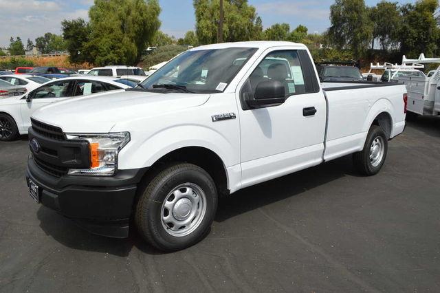 2018 F-150 Regular Cab, Pickup #180023 - photo 4