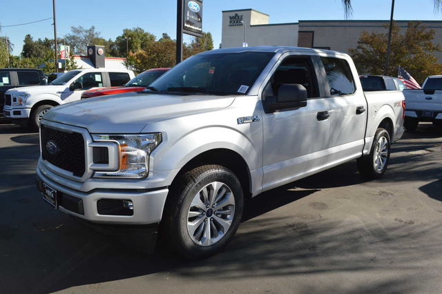 2018 F-150 Crew Cab Pickup #180096 - photo 4