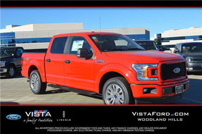 2018 F-150 Crew Cab Pickup #180106 - photo 1