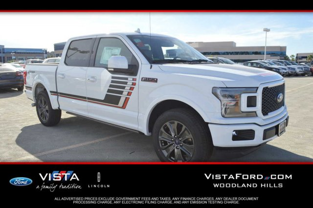2018 F-150 SuperCrew Cab 4x2,  Pickup #180198 - photo 1