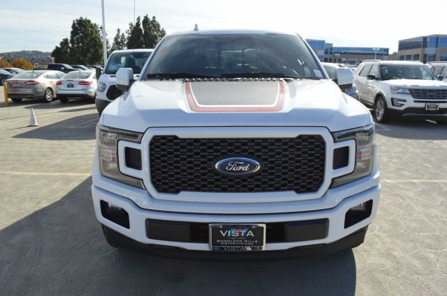 2018 F-150 SuperCrew Cab 4x2,  Pickup #180198 - photo 3