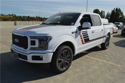 2018 F-150 SuperCrew Cab 4x2,  Pickup #180198 - photo 4