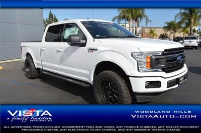 2018 F-150 SuperCrew Cab 4x2,  Pickup #180231 - photo 1