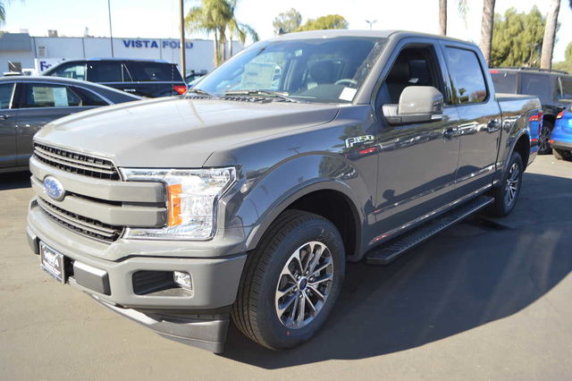 2018 F-150 SuperCrew Cab, Pickup #180309 - photo 4