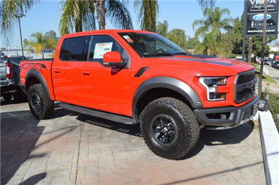 2018 F-150 SuperCrew Cab 4x4,  Pickup #180459 - photo 1