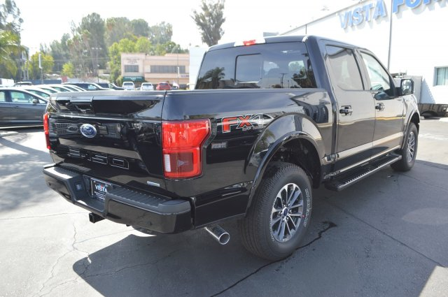 2018 F-150 SuperCrew Cab 4x4,  Pickup #180664 - photo 2