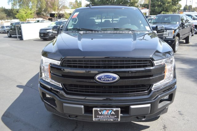 2018 F-150 SuperCrew Cab 4x4,  Pickup #180664 - photo 3