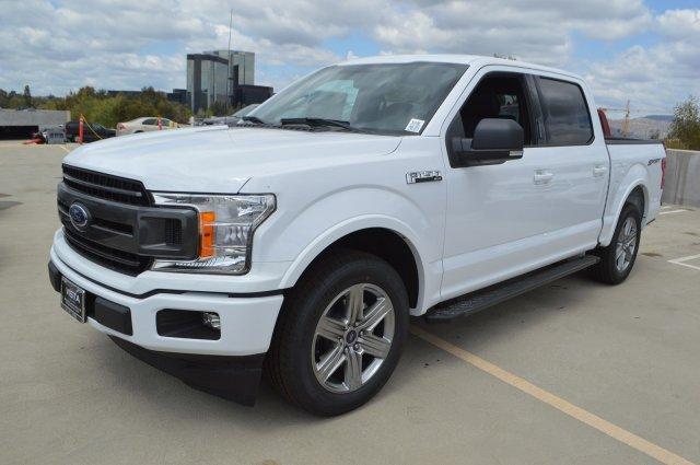 2018 F-150 SuperCrew Cab,  Pickup #180742 - photo 4