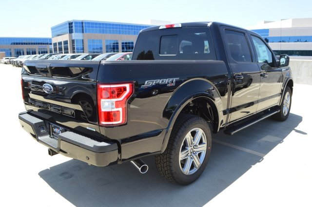 2018 F-150 SuperCrew Cab 4x4,  Pickup #180950 - photo 2