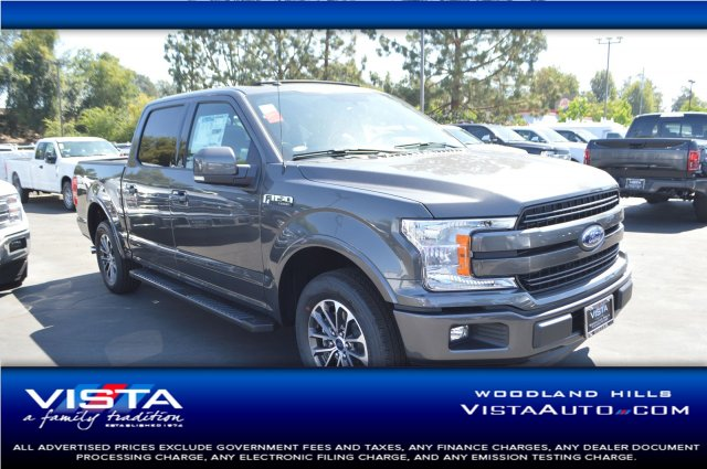 2018 F-150 SuperCrew Cab 4x2,  Pickup #181113 - photo 1