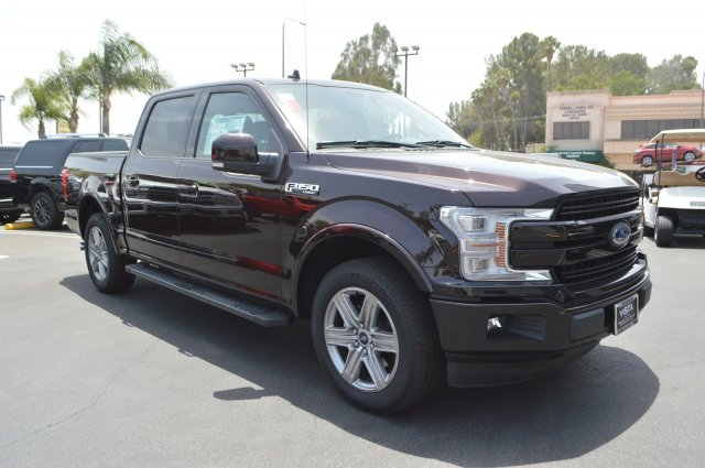 2018 F-150 SuperCrew Cab 4x2,  Pickup #181174 - photo 3