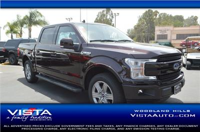 2018 F-150 SuperCrew Cab 4x2,  Pickup #181174 - photo 1