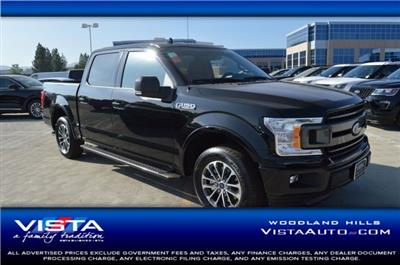 2018 F-150 SuperCrew Cab 4x2,  Pickup #181340 - photo 1