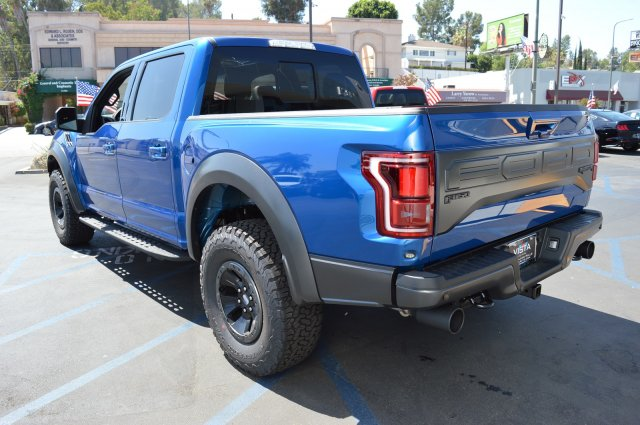 2018 F-150 SuperCrew Cab 4x4,  Pickup #181385 - photo 13