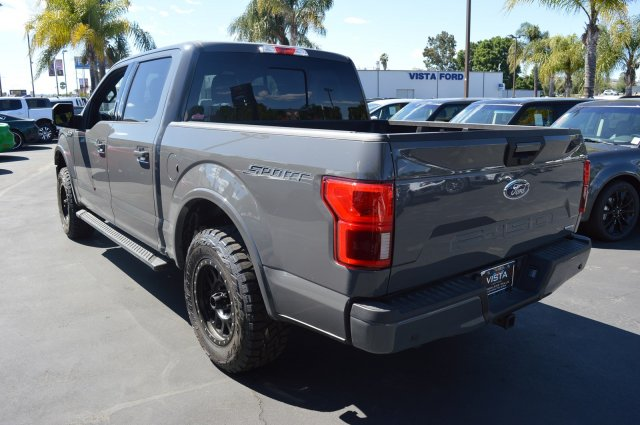 2018 F-150 SuperCrew Cab 4x2,  Pickup #181426 - photo 12