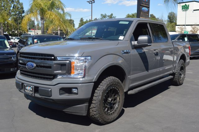2018 F-150 SuperCrew Cab 4x2,  Pickup #181426 - photo 3