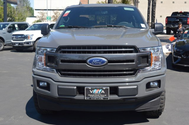 2018 F-150 SuperCrew Cab 4x2,  Pickup #181426 - photo 10