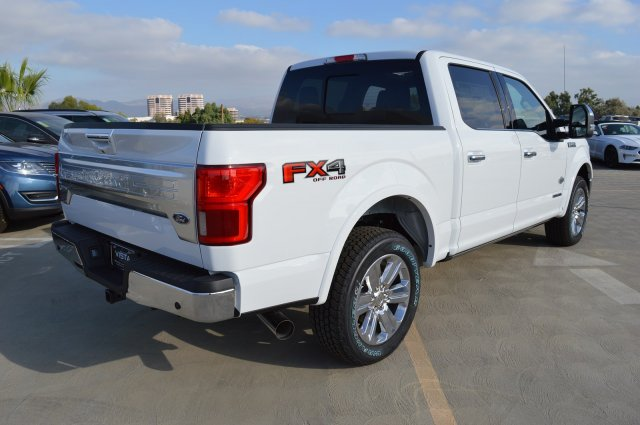 2018 F-150 SuperCrew Cab 4x4,  Pickup #181488 - photo 2