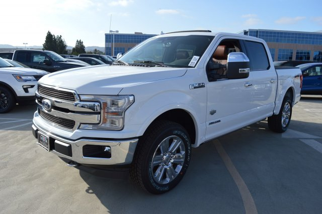 2018 F-150 SuperCrew Cab 4x4,  Pickup #181488 - photo 3