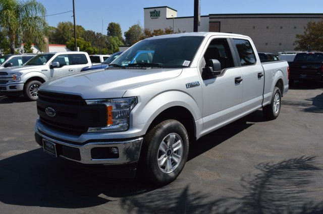 2018 F-150 SuperCrew Cab 4x2,  Pickup #181499 - photo 4