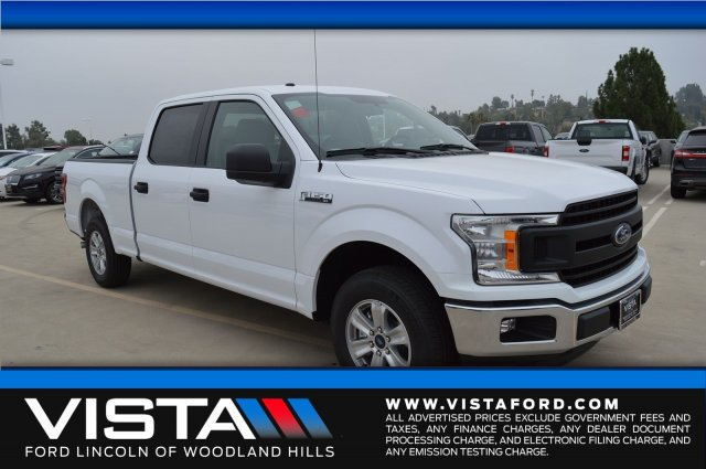 2018 F-150 SuperCrew Cab 4x2,  Pickup #181515 - photo 1