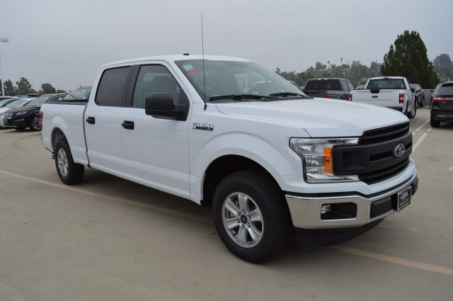 2018 F-150 SuperCrew Cab 4x2,  Pickup #181515 - photo 3