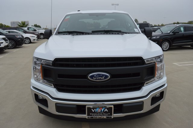 2018 F-150 SuperCrew Cab 4x2,  Pickup #181515 - photo 4