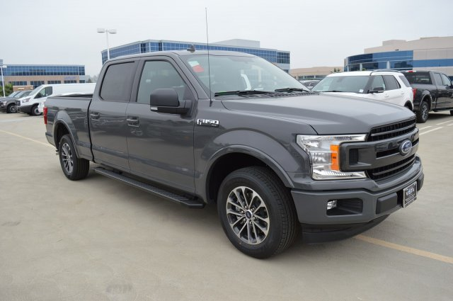 2018 F-150 SuperCrew Cab 4x2,  Pickup #181526 - photo 3
