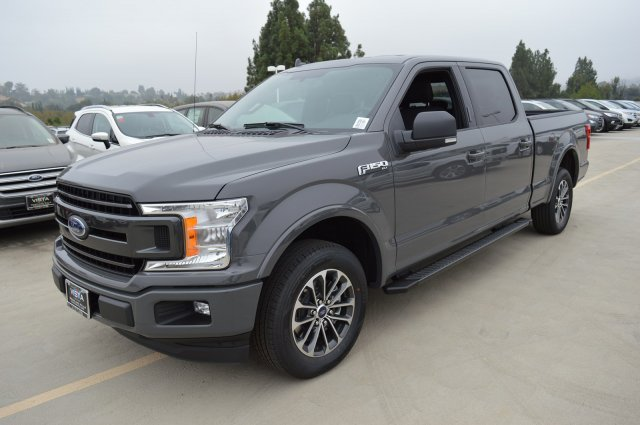 2018 F-150 SuperCrew Cab 4x2,  Pickup #181526 - photo 5