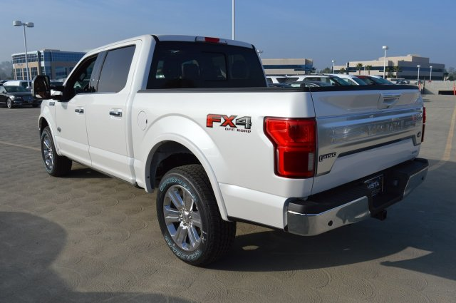 2018 F-150 SuperCrew Cab 4x4,  Pickup #181647 - photo 2