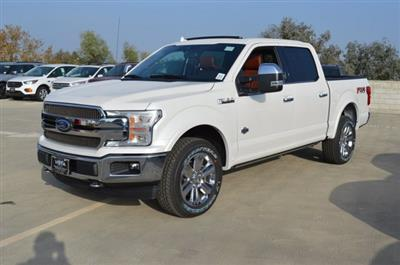 2018 F-150 SuperCrew Cab 4x4,  Pickup #181647 - photo 1