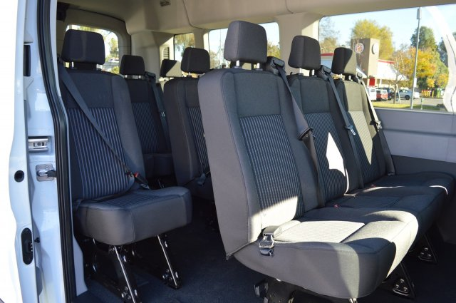 2019 Transit 350 Med Roof 4x2,  Passenger Wagon #190283 - photo 6