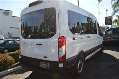 2019 Transit 350 Med Roof 4x2,  Passenger Wagon #190283 - photo 2