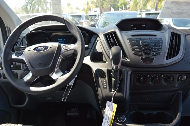 2019 Ford Transit 350 High Roof RWD, NorCal Vans Secure Transport Upfitted Cargo Van #191063 - photo 10