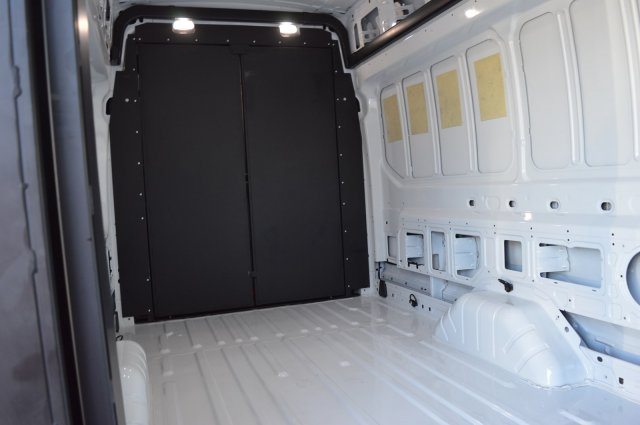 2019 Ford Transit 350 High Roof RWD, NorCal Vans Secure Transport Upfitted Cargo Van #191063 - photo 12