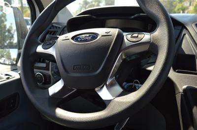 2019 Ford Transit 350 High Roof RWD, NorCal Vans Secure Transport Upfitted Cargo Van #191063 - photo 9